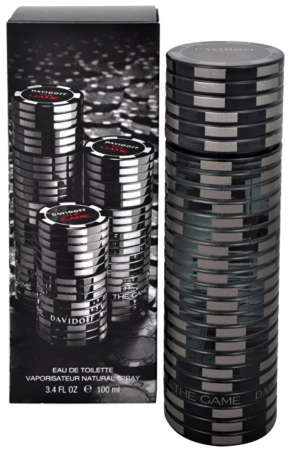DAVIDOFF The Game - EDT 100 ml