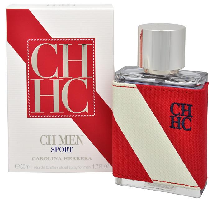 CAROLINA HERRERA CH Men Sport - EDT 50 ml