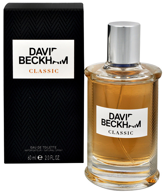 DAVID BECKHAM Classic - EDT 60 ml
