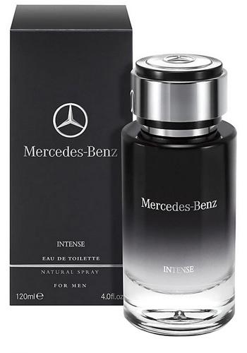 Mercedes-Benz Intense - EDT 120 ml