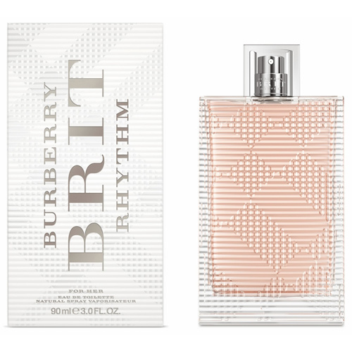BURBERRY Brit Rhythm For Her - EDT 50 ml