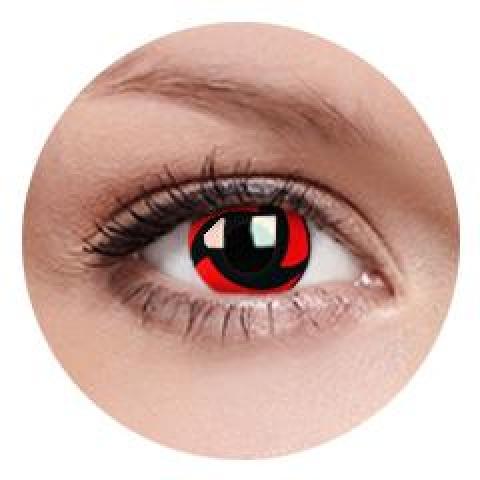 MaxVue Vision ColourVUE - Mangekyu 2 čočky - crazy čočky
