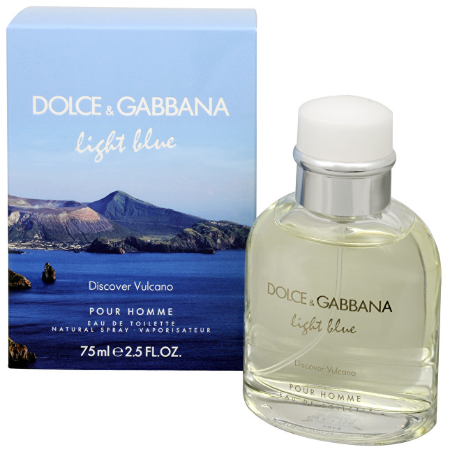 Dolce & Gabbana Light Blue Discover Vulcano - EDT 40 ml