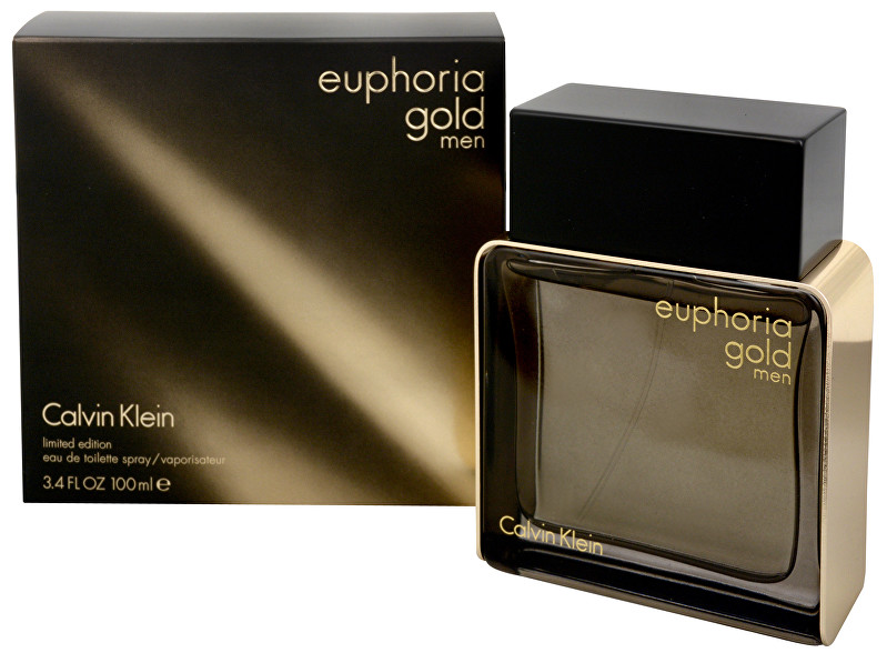 CALVIN KLEIN Euphoria Gold For Men - EDT 100 ml