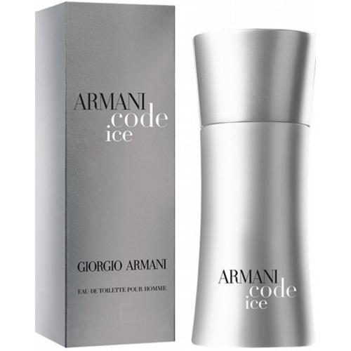 ARMANI Code ICE - EDT 75 ml