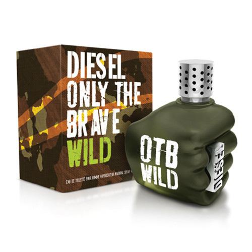 DIESEL Only The Brave Wild - EDT 75 ml