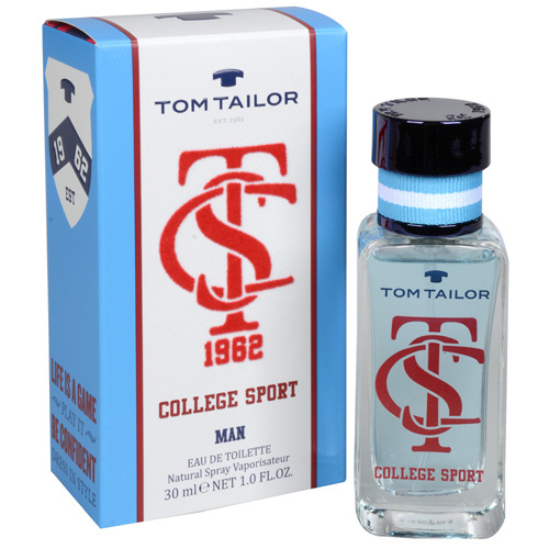 TOM TAILOR College Sport Man - EDT 30 ml