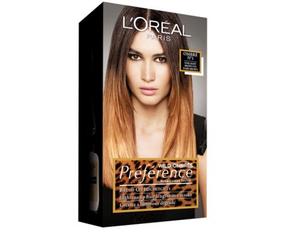 Loreal Paris Barva na vlasy Préférence Wild Ombrés Ombré N ° 1