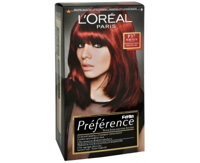 Loreal Paris Barva na vlasy Féria Préférence 92 Iridescent Blonde