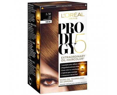 Loreal Paris Olejová barva na vlasy Prodigy 5 6.0