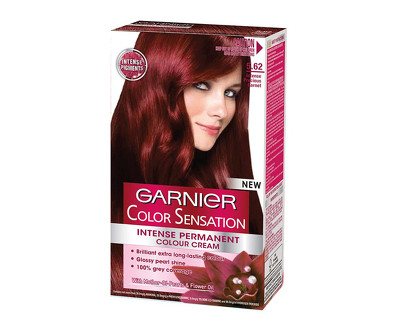 Garnier Přírodní šetrná barva Color Sensational 4.0 Středně hnědá