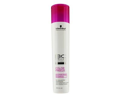 Schwarzkopf Professional Bezsulfátový šampon pro zachování barvy Color Freeze (Sulfate Free-Shampoo) 1000 ml
