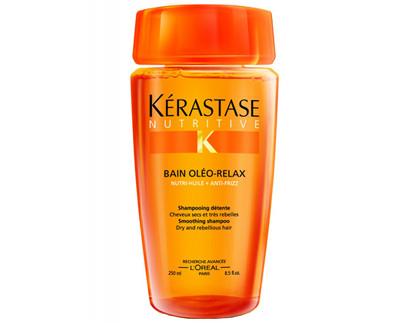 Kérastase Uhlazující šampon pro suché a nepoddajné vlasy Bain Oléo-Relax (Smoothing Shampoo) 1000 ml
