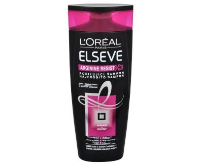 Loreal Paris Posilující šampon Elseve Arginine Resist X3 250 ml