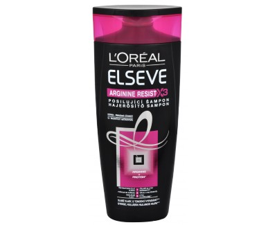 Loreal Paris Posilující šampon Elseve Arginine Resist X3 400 ml