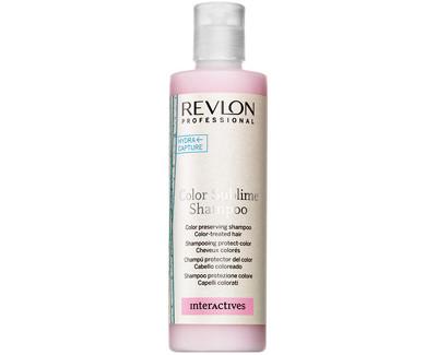 Revlon Professional Šampon pro barvené vlasy Color Sublime (Color Preserving Shampoo) 250 ml