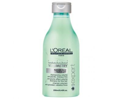 Loreal Professionnel Šampon pro maximální objem vlasů Volumetry (Anti-Gravity Effect Volume Shampoo) 250 ml