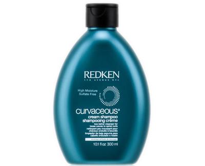 Redken Šampon pro vlnité vlasy Curvaceous (Cream Shampoo) 300 ml