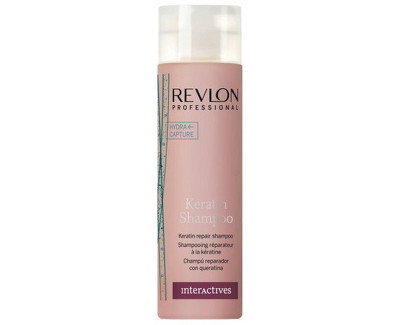 Revlon Professional Reparační šampon s keratinem Interactives (Keratin Shampoo) 1250 ml