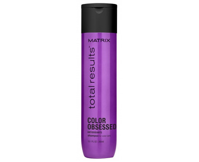 Matrix Šampon pro barvené vlasy Total Results Color Obsessed (Shampoo for Color Care) 300 ml