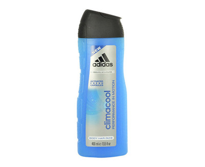ADIDAS Sprchový gel 3 v 1 pro muže Climacool (Shower Gel Body Hair Face) 250 ml