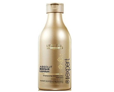 Loreal Professionnel Šampon pro poškozené vlasy Expert (Absolut Repair Lipidium Shampoo) 250 ml
