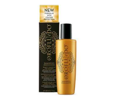 Orofluido Zkrášlující šampon pro všechny typy vlasů (Beauty Shampoo For Your Hair With New Formula Color Protection) 200 ml