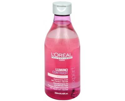 Loreal Professionnel Šampon pro výživu a lesk melírovaných vlasů Lumino Contrast 250 ml