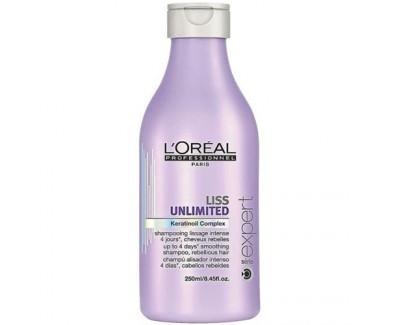 Loreal Professionnel Vyhlazující šampon pro krepaté a neposlušné vlasy Liss Unlimited 1500 ml