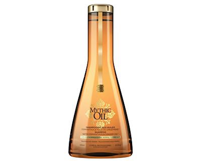 Loreal Professionnel Vyživující šampon pro normální a jemné vlasy Mythic Oil (Shampoo For Normal To Fine Hair) 1000 ml 3474636391172