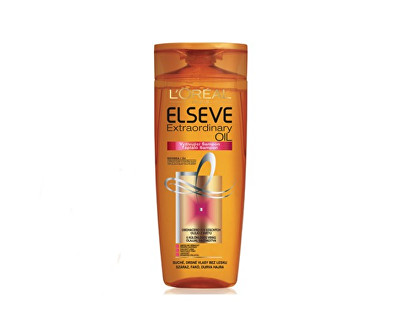 Loreal Paris Vyživující šampon Elseve (Extraordinary Oil Shampoo) 400 ml