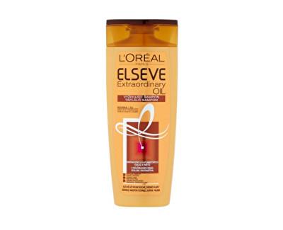 Loreal Paris Vyživující krémový šampon Elseve (Extraordinary Oil Cream Shampoo) 400 ml
