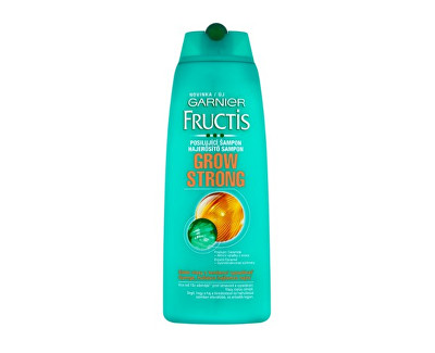 Garnier Posilující šampon pro vypadávající vlasy Fructis Grow Strong 250 ml 400 ml