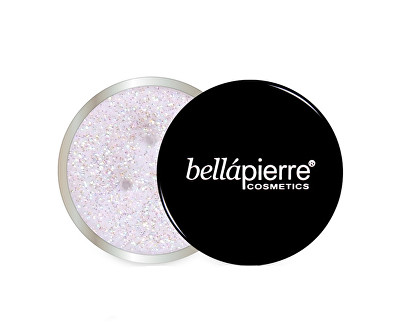bellápierre Multifunkční kosmetické třpytky (Glitter Powder) 3,5 g Greentastic