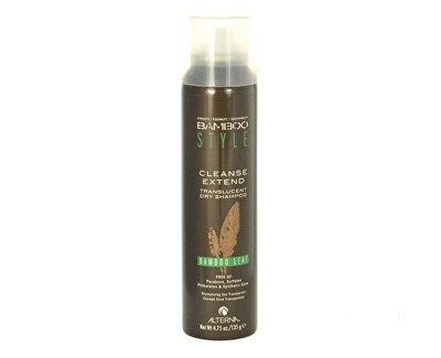Alterna Suchý šampon na vlasy s vůní bambusu Bamboo Style (Cleanse Extend Translucent Dry Shampoo - Bamboo Leaf) 40 ml