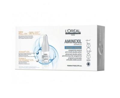 Loreal Professionnel Intenzivní kúra proti padání vlasů Aminexil Advanced 42 x 6 ml