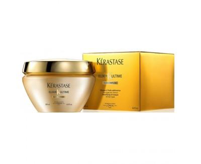 Kérastase Zkrášlující maska na vlasy (Masque Elixir Ultime) 200 ml