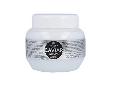 Kallos Posilující maska na vlasy s kaviárem KJMN (Caviar Restorative Hair Mask) 275 ml