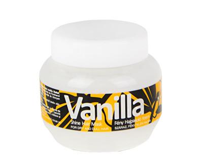 Kallos Vyživující maska pro suché vlasy s výtažkem z vanilky (Vanilla Mask) 1000 ml