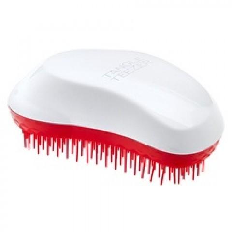 Professzionális hajkefe Original - Fehér/piros