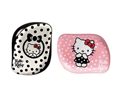 Profesionální kartáč na vlasy Tangle Teezer Hello Kitty (Compact Styler) 500 ml
