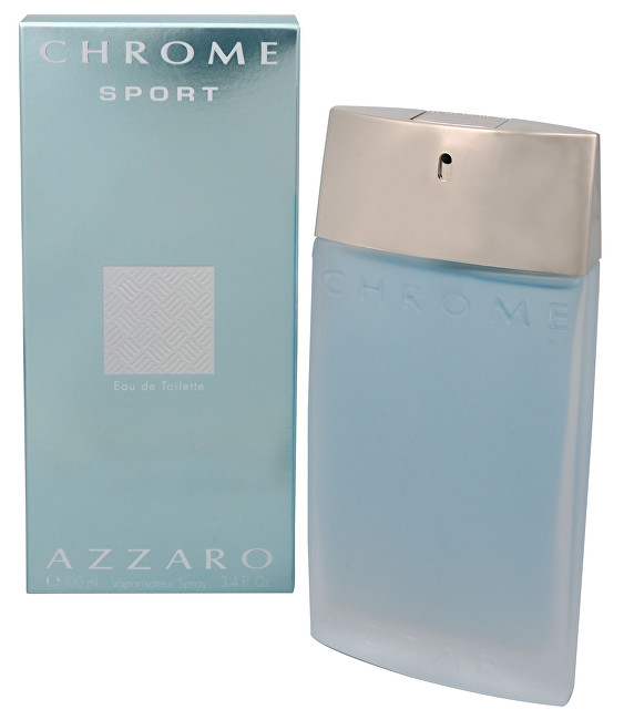 AZZARO Chrome Sport - EDT 100 ml