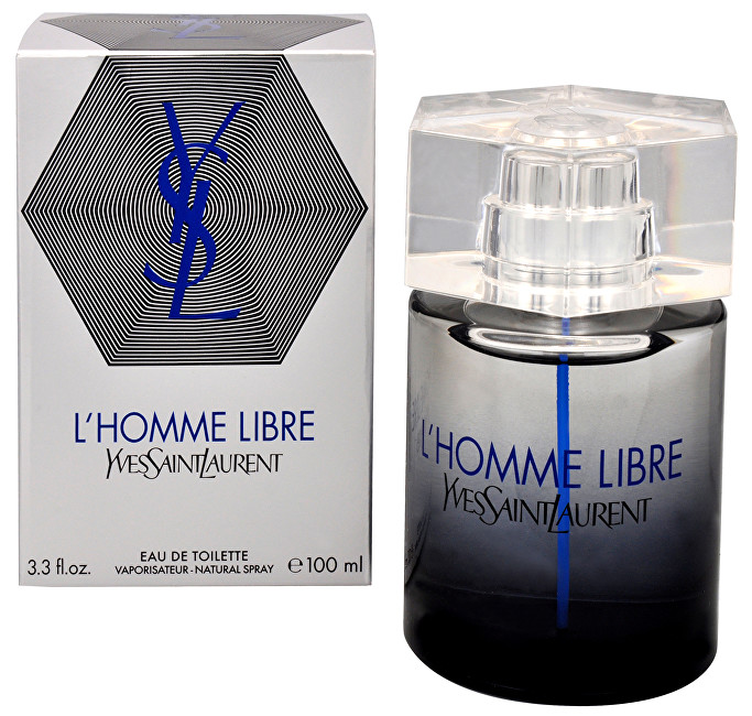 YVES SAINT LAURENT L´Homme Libre - EDT 60 ml