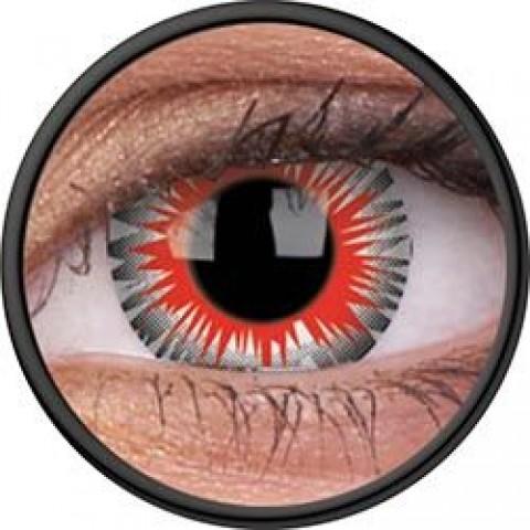 MaxVue Vision ColourVUE - Axon 2 čočky - crazy čočky