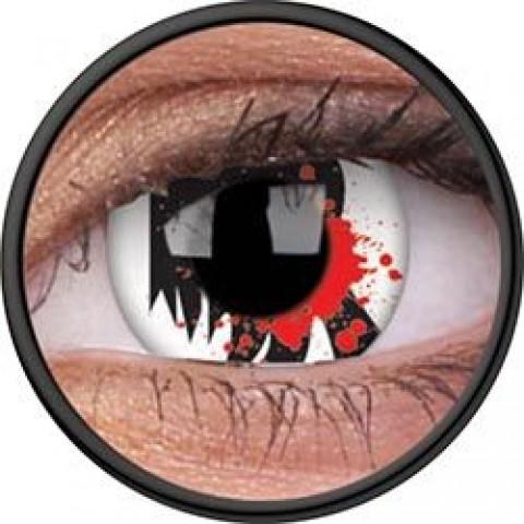 MaxVue Vision ColourVUE - Bloodscream 2 čočky - crazy čočky