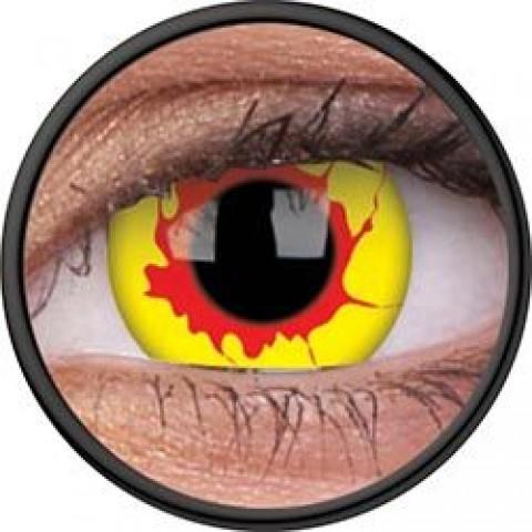 MaxVue Vision ColourVUE - Reignfire 2 čočky - crazy čočky