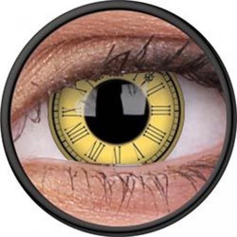 MaxVue Vision ColourVUE - Timekeeper 2 čočky - crazy čočky
