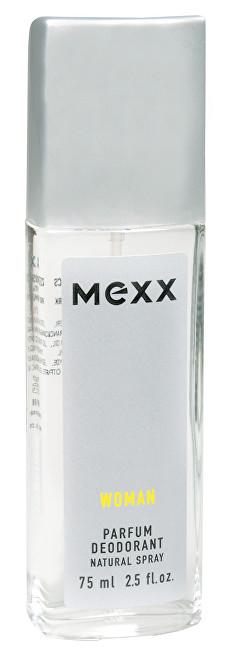 MEXX Woman - deodorant s rozprašovačem 75 ml