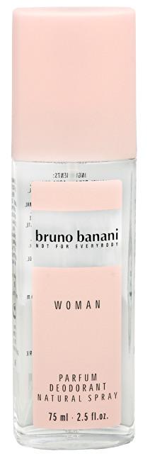 BRUNO BANANI Bruno Banani Woman - deodorant s rozprašovačem 75 ml
