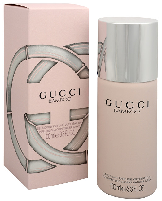 GUCCI Gucci Bamboo - deodorant ve spreji 100 ml